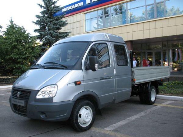 ГАЗ-330232 (Газель)