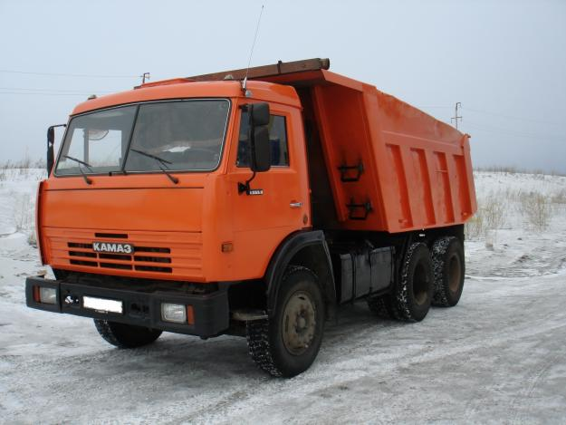 Автосамосвал КАМАЗ-65115